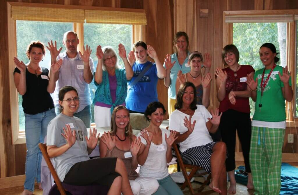 Reiki Tribe Aug 2010 Hands