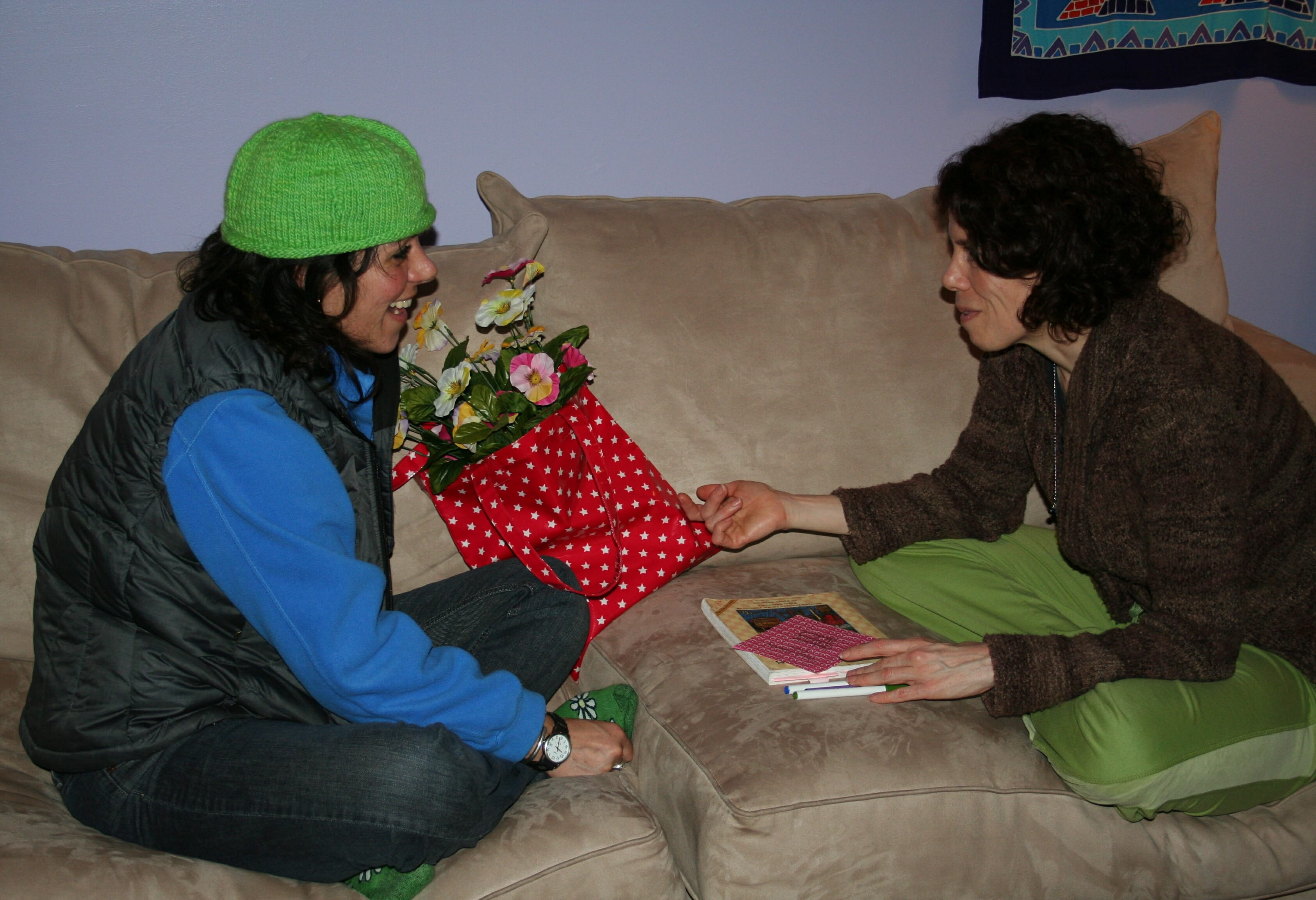 Buffalo Sisters Gift Circle
